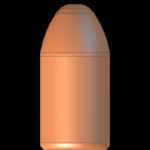 CMJ .30 Cal 110gr Round Nose