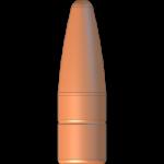 CMJ .30 Cal 155gr Spitzer Flat Base