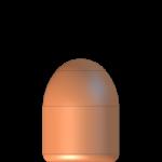 CMJ .32 Cal 73gr Round Nose