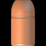 CMJ .44 Cal 300gr Flat Point