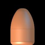 CMJ 9mmP 115gr Round Nose